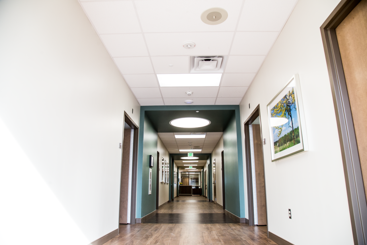Fort Collins, CO Architectural Photographer | Red River Hospital | Wichita Falls, TX