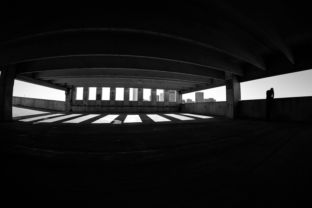 Oklahoma City Bombing Memorial   Fort Collins, CO Architectural Photographer