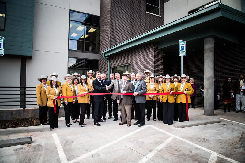 Red River Hospital Open House & Ribbon Cutting