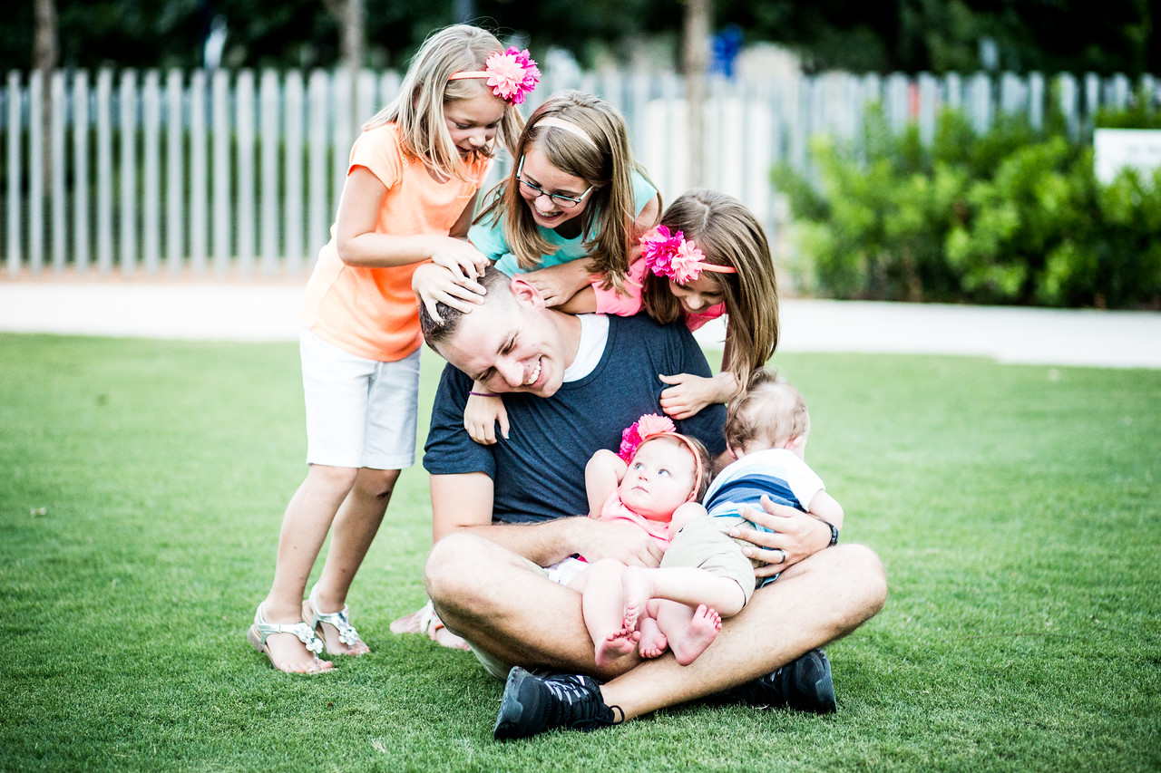 Hall Family | Fort Collins, CO Family Portraits Photographer