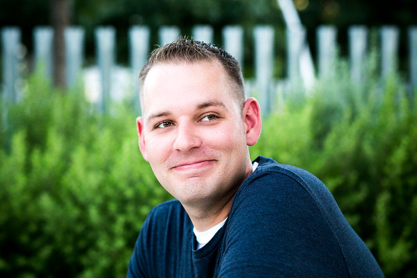 Fort Collins, CO Professional Headshots Photographer | United States Air Force: Frank C. Hall