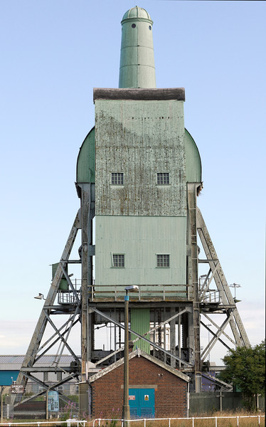 Boat Hoist No.1 - Goole Docks