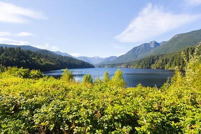 Cleveland Dam - North Vancouver, BC, Canada