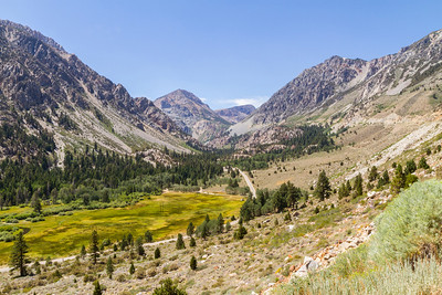 Tioga Pass - Yosemite National Park - California, USA