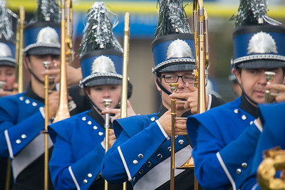 UB Homecoming 2017 tailgating and football game vs. the Broncos of Western Michigan.  Photographer: Meredith Forrest Kulwicki