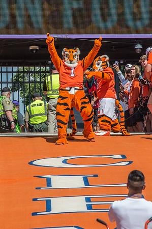 Scenes from the Clemson University vs. Texas A&M football game Saturday, Sept 7, 2019. (Photo: Nicole Seitz)