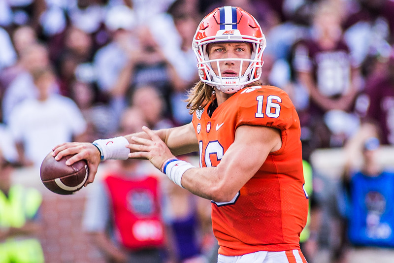 Scenes from the Clemson University vs. Texas A&M football game Saturday, Sept 7, 2019. (Photo: Nicole Seitz)