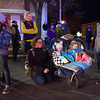 JOED VIERA/STAFF PHOTOGRAPHER-Lockport, NY-   Attendees watch the Light Up Lockport Parade.