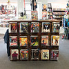 JOED VIERA/STAFF PHOTOGRAPHER-Lockport , NY-Comic books line the racks at Pulp 716.
