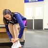 JOED VIERA/STAFF PHOTOGRAPHER-Lockport , NY-Kristin Riemer skates at Cornerstone Arena.