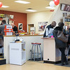 JOED VIERA/STAFF PHOTOGRAPHER-Lockport, NY-    Customers shop during the Black Friday event at Wireless Zone on Transit Road.