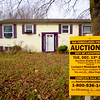 JOED VIERA/STAFF PHOTOGRAPHER-Lockport, NY- A foreclosed home in the city's pilot program slated for auction later this month.