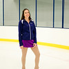 JOED VIERA/STAFF PHOTOGRAPHER-Lockport , NY-Kristin Riemer skates at Cornerstone Arena.