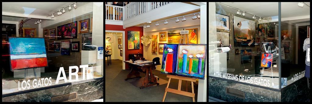Los Gatos Museum Gallery