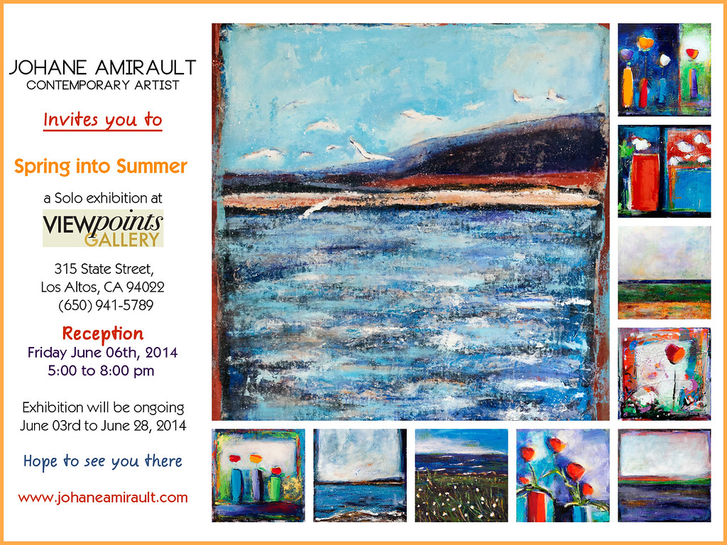 Viewpoints Gallery, June 3rd - 28th, 2014