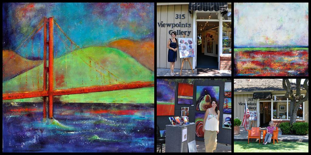 Art on the Green; City of Los Altos, CA