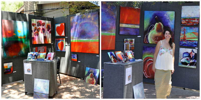 Rutherford Ranch Winery Art and Wine Show