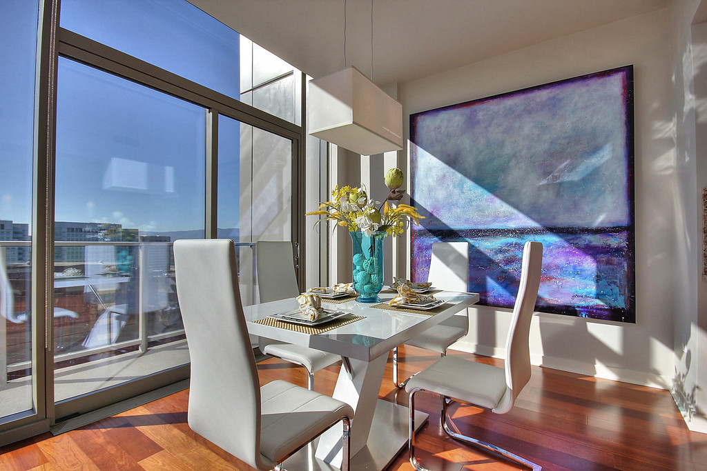 Staging Contemporary Homes and Offices