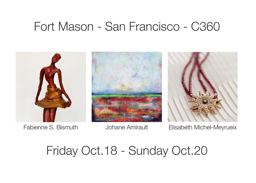 Fort Mason, San Francisco Open Studio