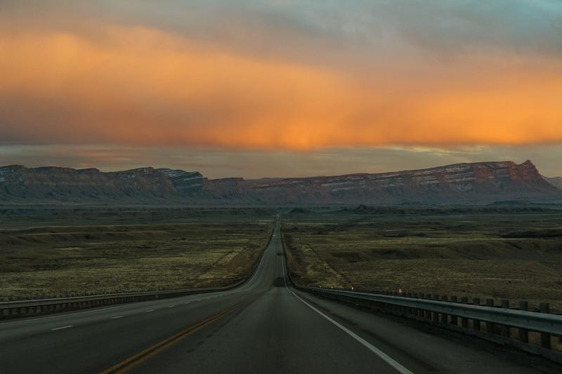 Road tripping Utah.