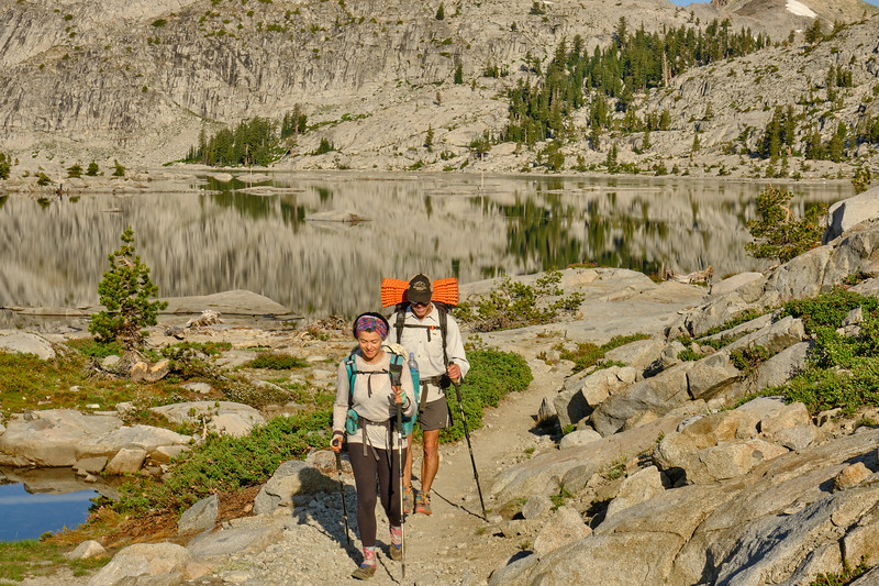 PCT Through Hikers