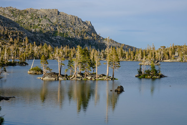 Middle Velma Lake