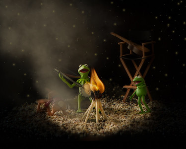 Kermit's Kampfire