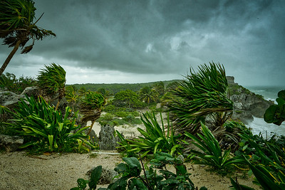 The winds of Tulum