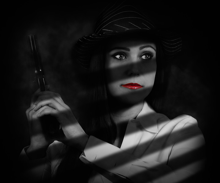 Film Noir - In the Shadows