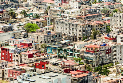 Neighbourhood. Havana, Cuba.