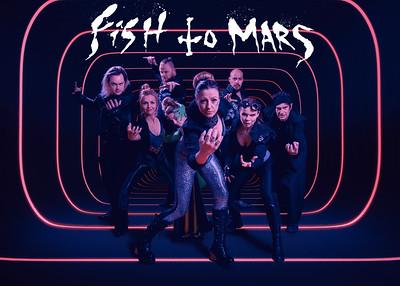 Fish to Mars - metal science opera