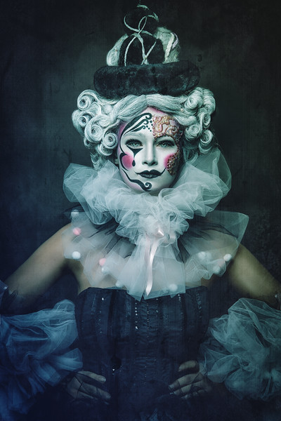 The Whimsical Clown