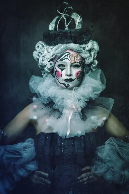 The Whimsical Clown