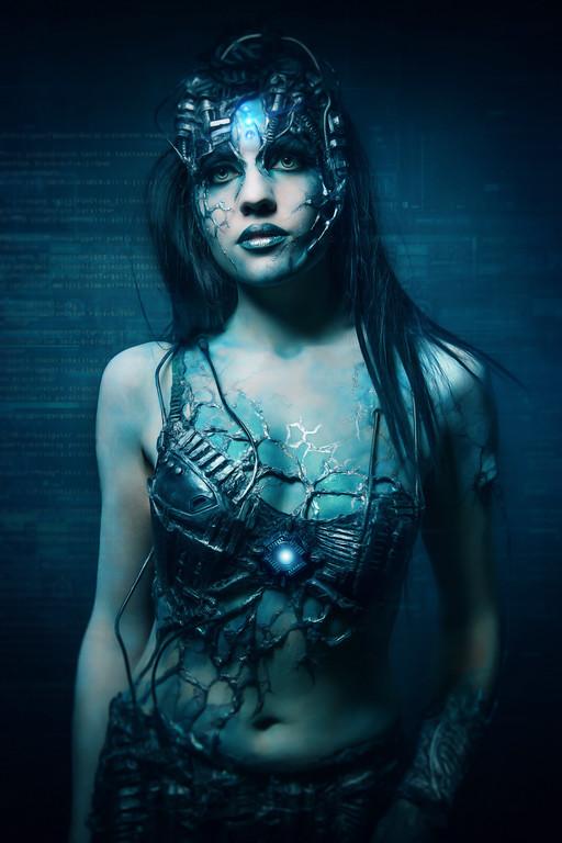 Mechanical Mermaid