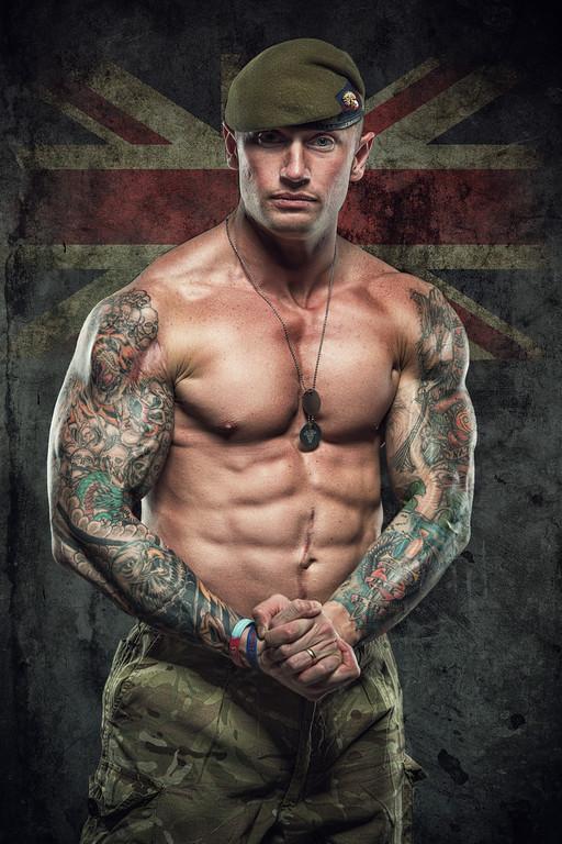 Mark Smith - Disability Bodybuilder