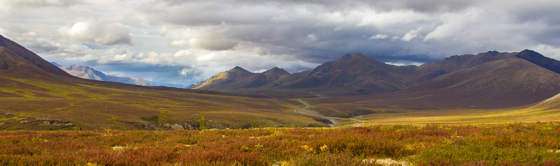 Blackstone Uplands, Dempster Highway #2