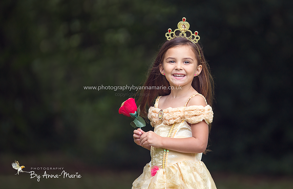 Fairy Tale Princess - Children's Photographer
