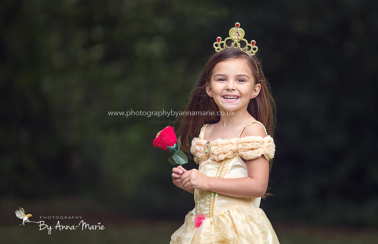 Fairy Tale Princess - Children's Photographer