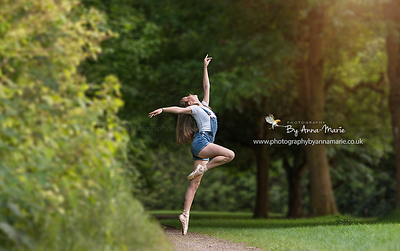 Ballerina Photo Shoot