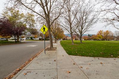 Autumn Foliage. Hansen Park - Pleasanton, CA, USA