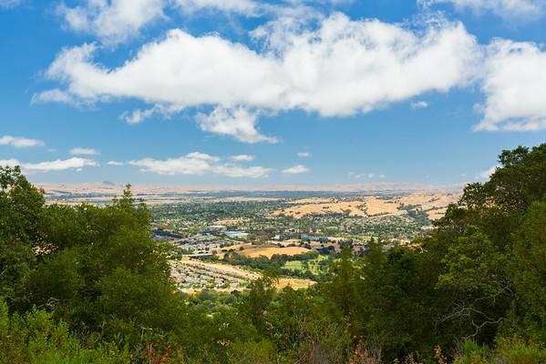 Augustin Bernal Park. Pleasanton, CA