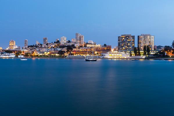 Aquatic Park/Ghirardelli Square. Aquatic Pier - San Francisco, CA