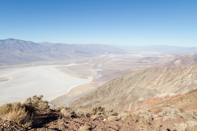 Dante's View. Death Valley National Park