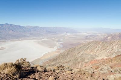 Dante's View. Death Valley National Park