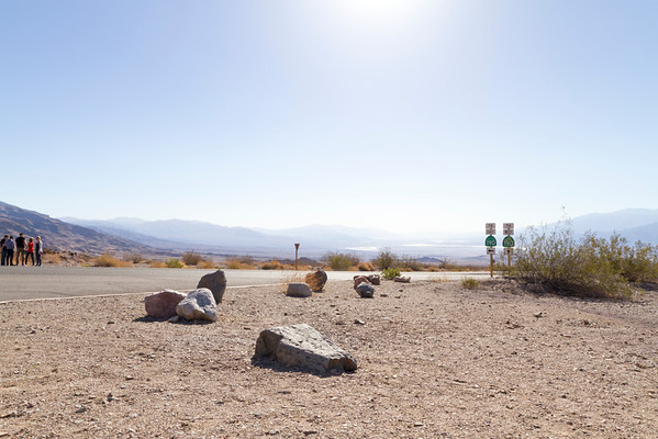 Hell's Gate. Death Valley National Park