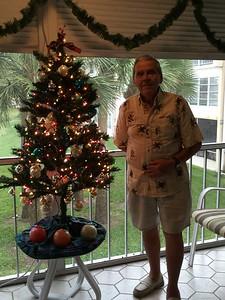 Christmas Eve, 2015 Tamarac Florida