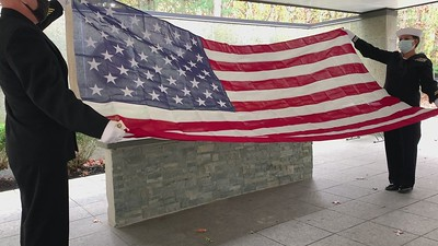 Joseph Patrick Reese Military Funeral Service