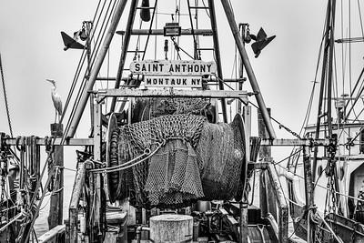 Montauk Point Fishing Pier