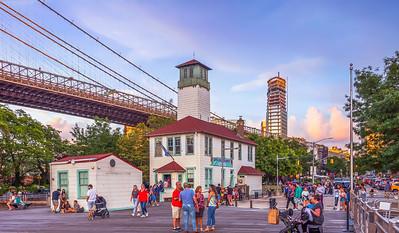 Brooklyn Bridge Ice Creamery