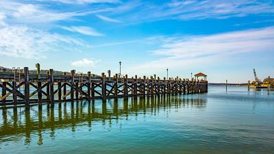 Low Tide Northport Harbor, NY
